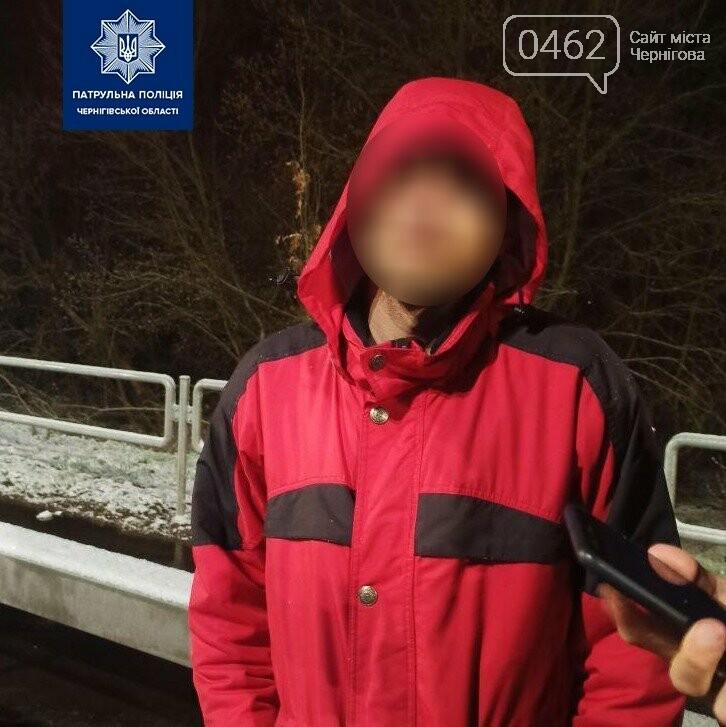 Двоє за ніч: чернігівські патрульні затримали двох водіїв напідпитку, фото-1