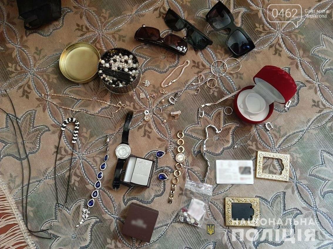 Грабували квартири на першому поверсі: на Чернігівщині затримали банду крадіїв-гастролерів, фото-1