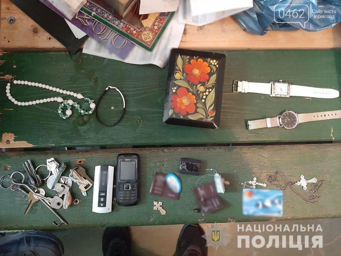 Грабували квартири на першому поверсі: на Чернігівщині затримали банду крадіїв-гастролерів, фото-2