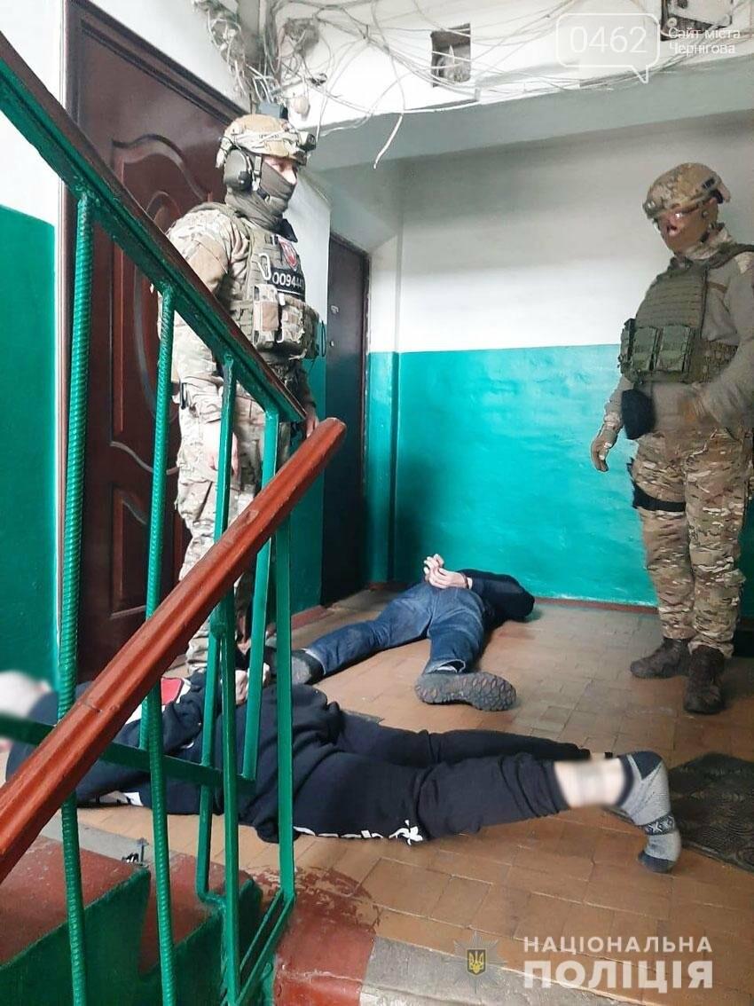 Грабували квартири на першому поверсі: на Чернігівщині затримали банду крадіїв-гастролерів, фото-5