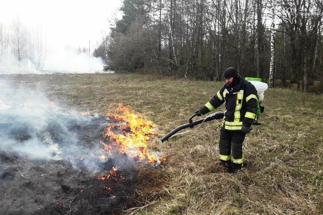 Палив сміття – згорів сам. В Чернігівській області – 32 пожежі за добу, фото-4