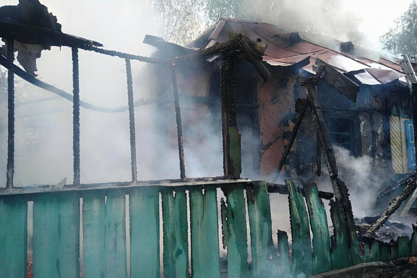 Горів приватний будинок на Чернігівщині: є загиблі, фото-4