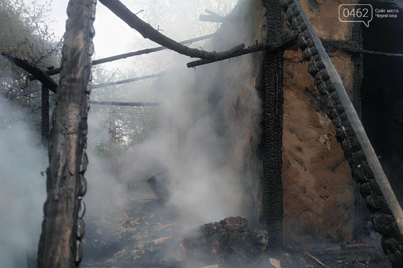 Горів приватний будинок на Чернігівщині: є загиблі, фото-5