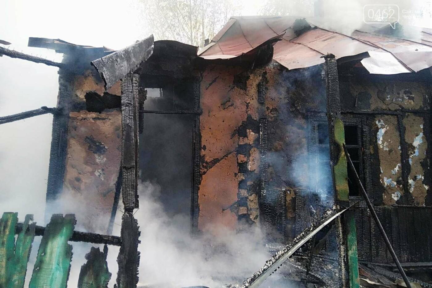 Горів приватний будинок на Чернігівщині: є загиблі, фото-3