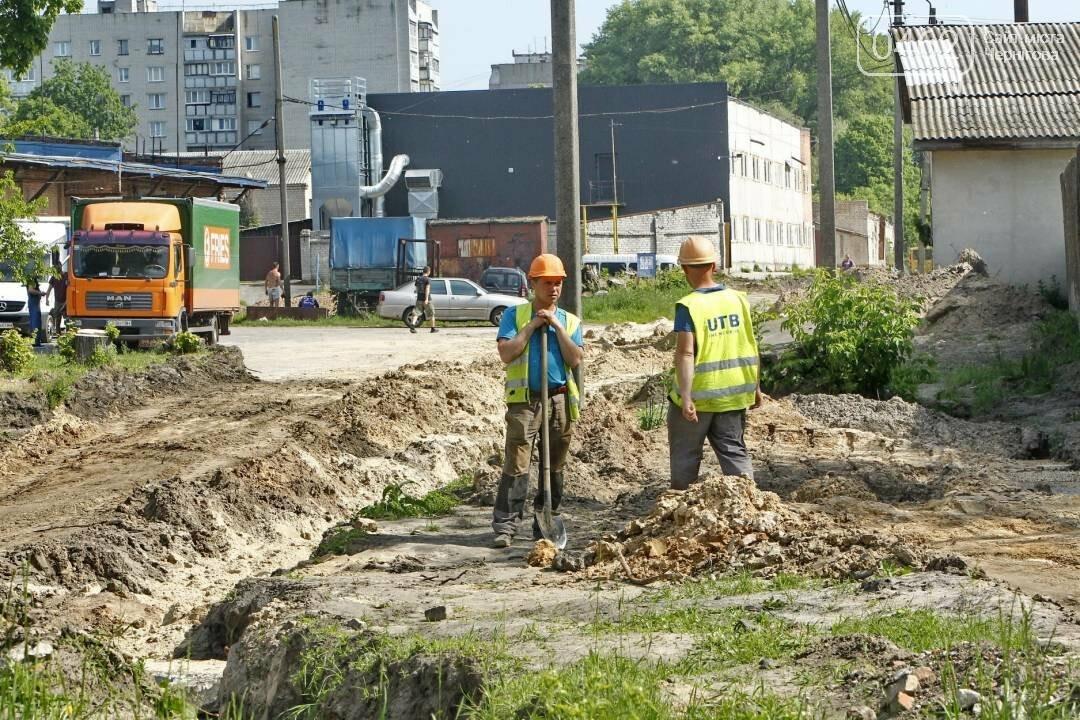 У Чернігові почали будувати дорогу на Шерстянку, фото-3