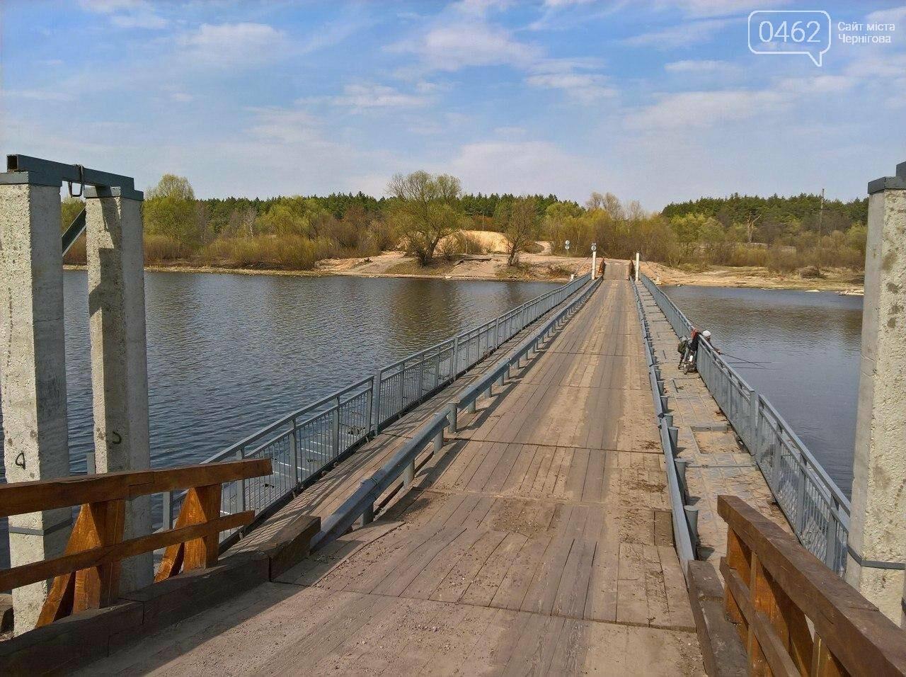 Аварійні мости у Чернігівський області: один відновили, інший розбирають, фото-2