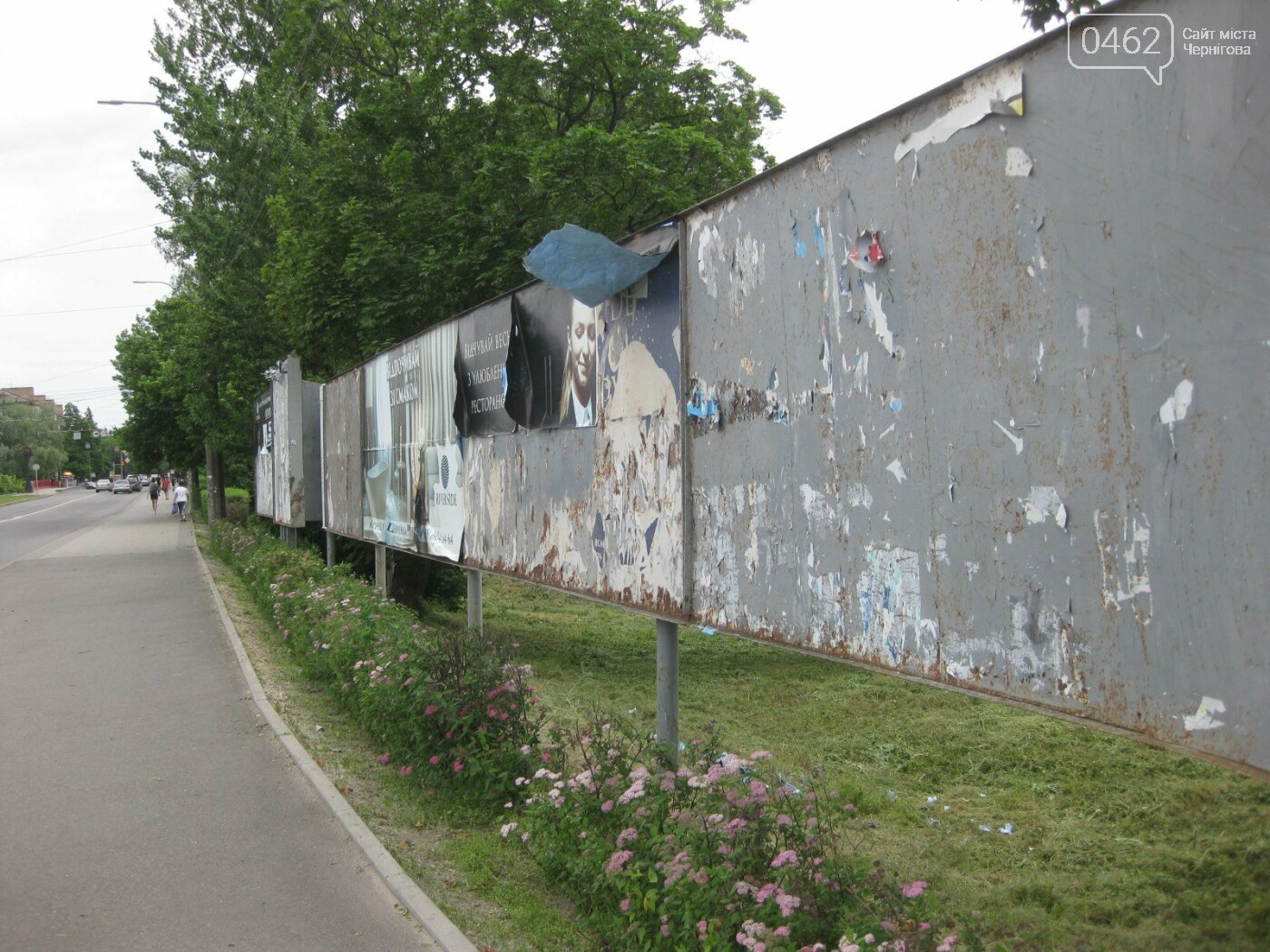Рекламні вандали Чернігова: чому в місті занедбані білборди, фото-2