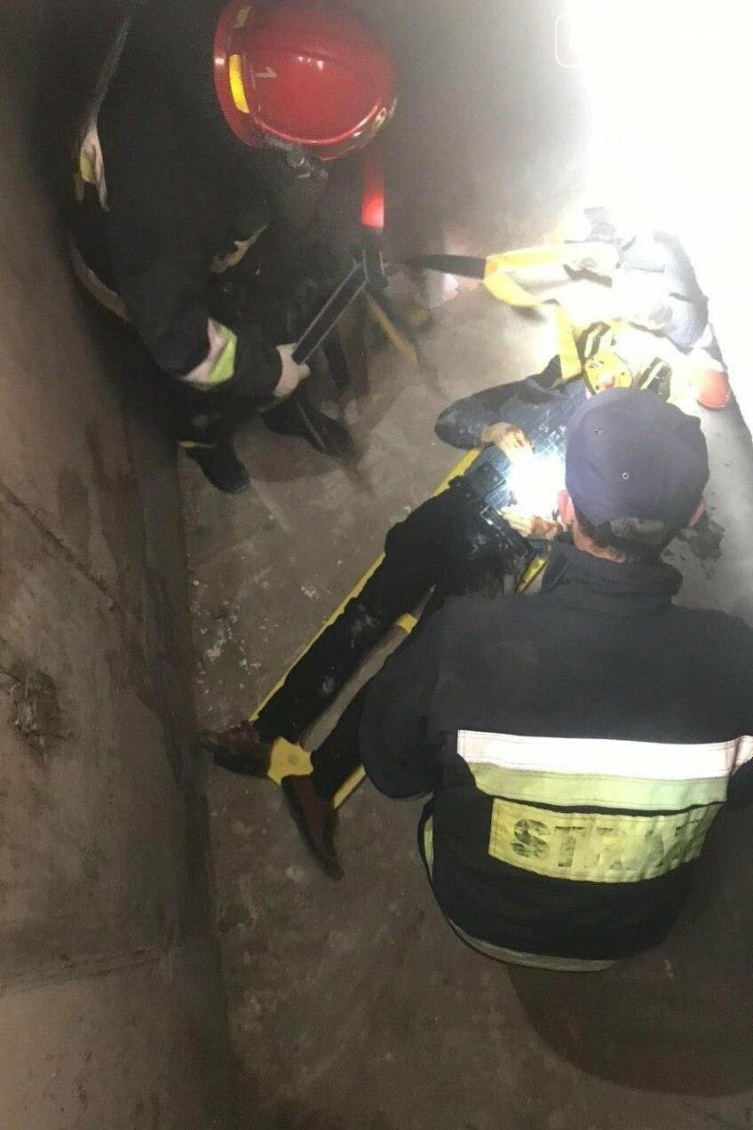 У Чернігові чоловік провалився у підвал будинку, фото-2