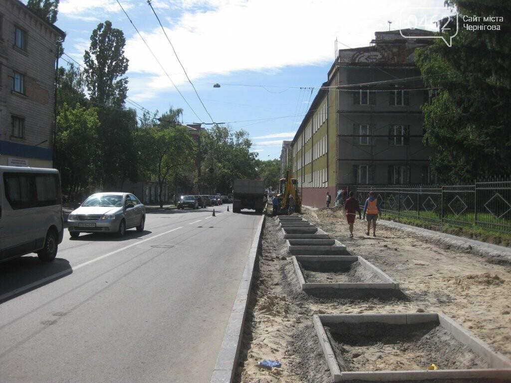 Замість спиляних у центрі Чернігова лип мер пообіцяв висадити 5-річні дерева, фото-2