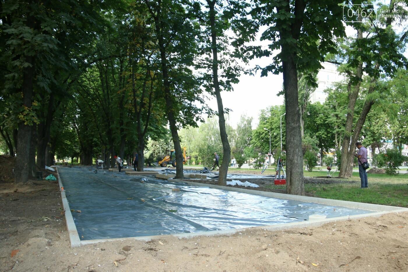 Тендер ще не відбувся, а скейт-парк у Чернігові вже будується, фото-2