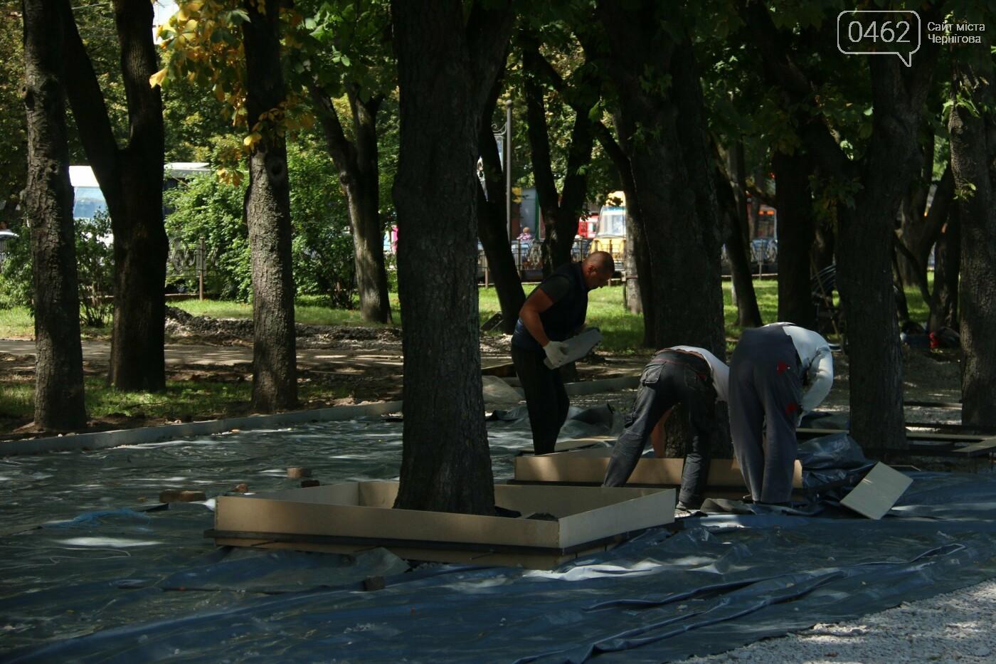Тендер ще не відбувся, а скейт-парк у Чернігові вже будується, фото-3