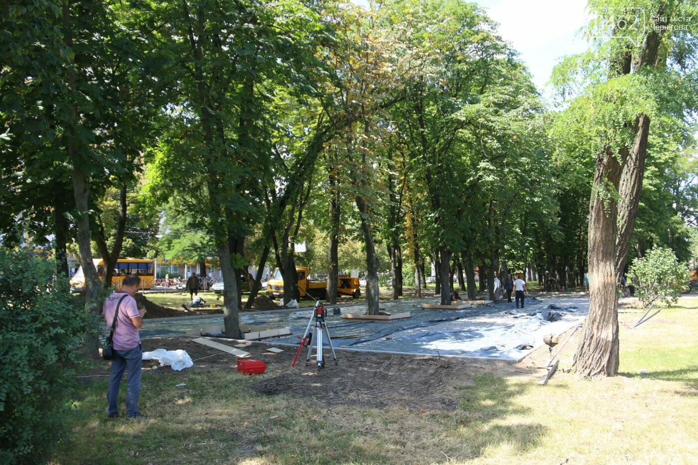 Тендер ще не відбувся, а скейт-парк у Чернігові вже будується, фото-4