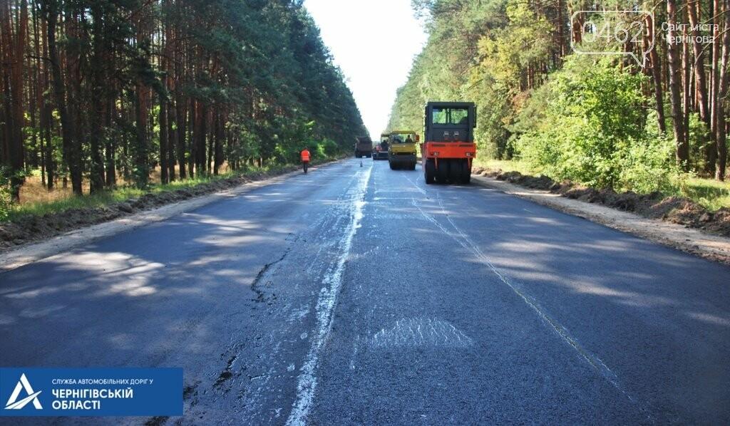 На трасі Чернігів – Гомель біля кордону ремонтують дорогу, фото-3