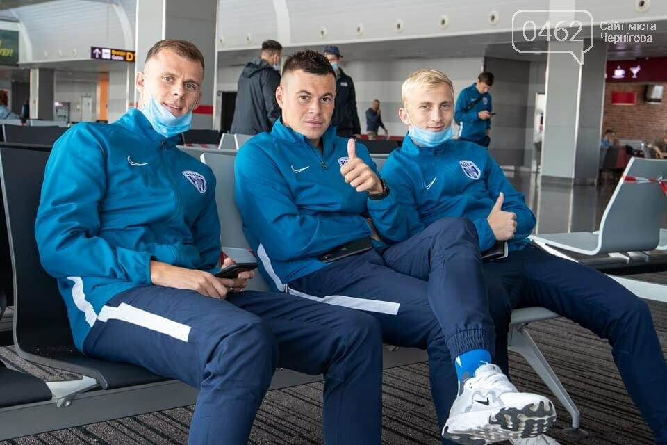 Чернгівська «Десна» дебютує в єврокубках. Все, що треба знати, фото-5