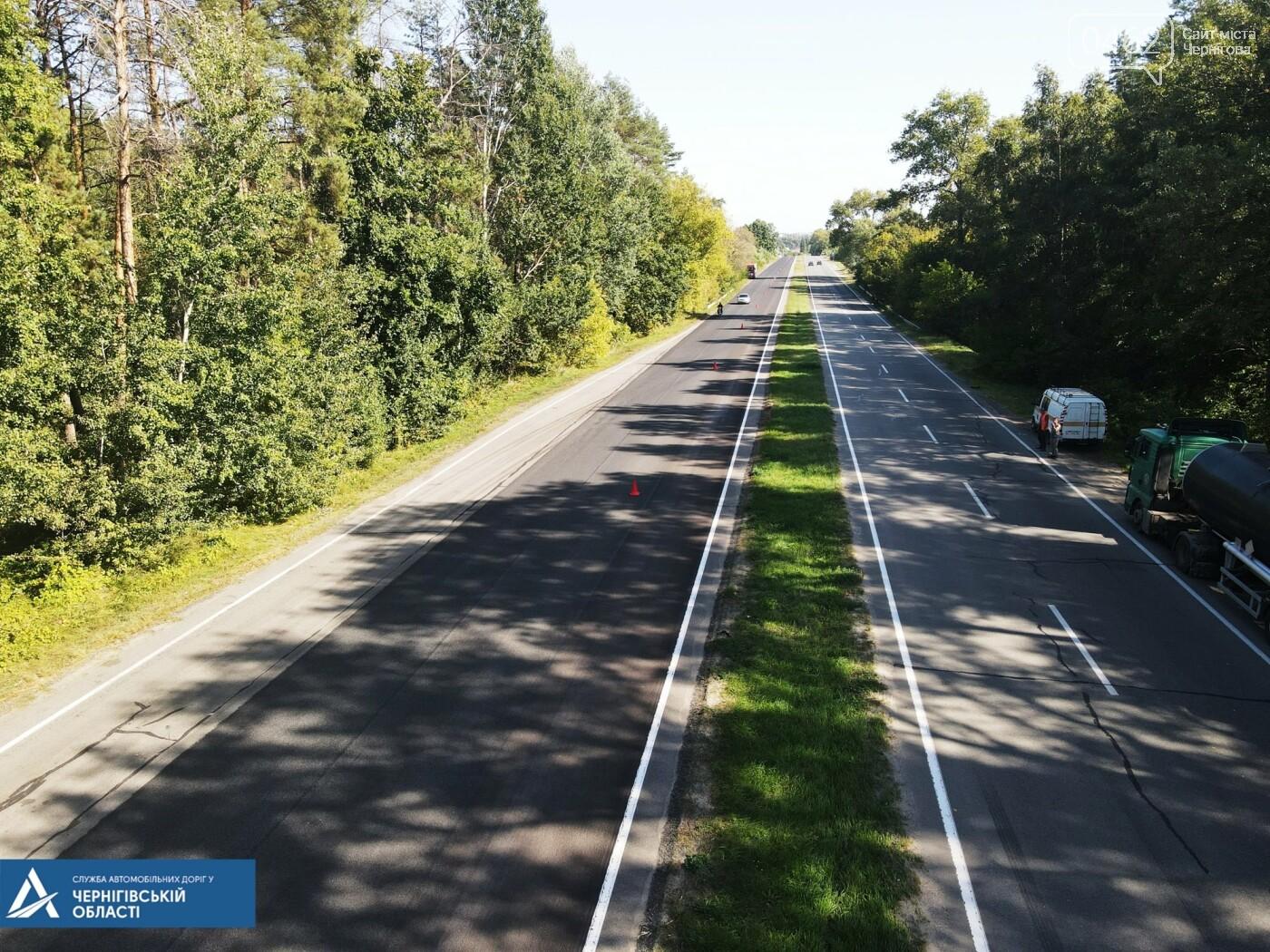 На в'їзді до Чернігова ремонтують дорогу, фото-2