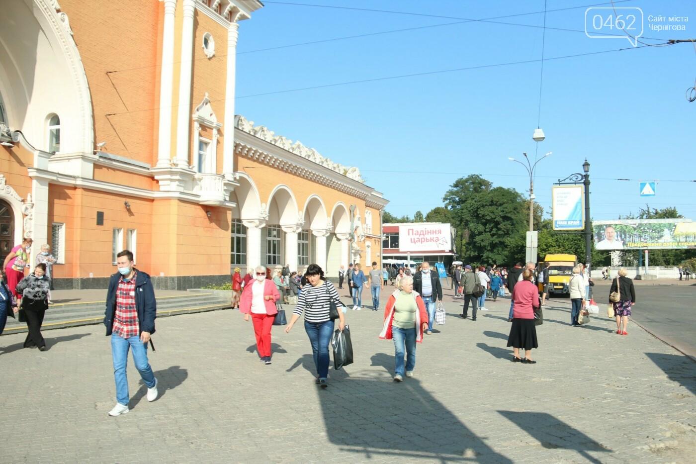 Вокзальну площу в Чернігові обіцяли відремонтувати, але не так сталося як гадалося, фото-3