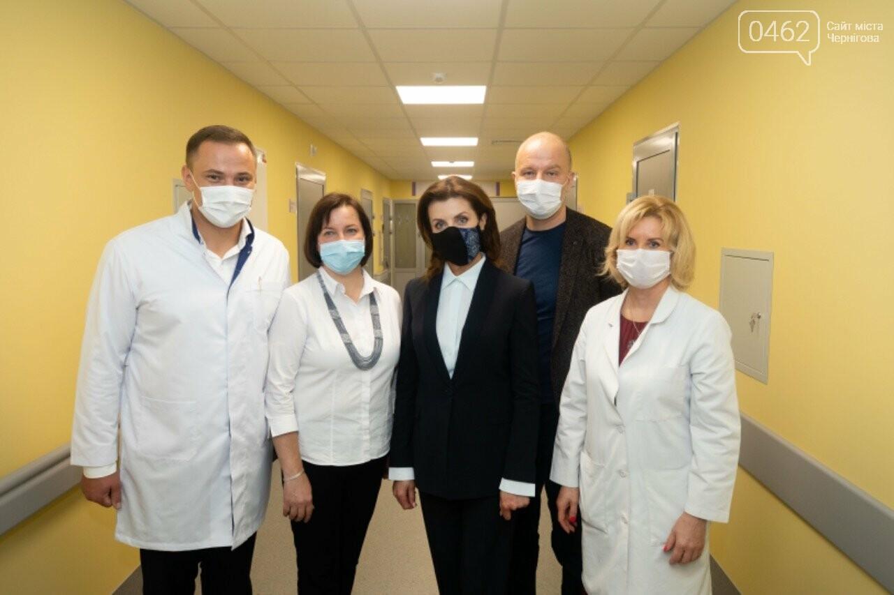 В Національному інституті раку за сприяння Roshen відкривають унікальні відділення онкогематології і трансплантації кісткового мозку, фото-2