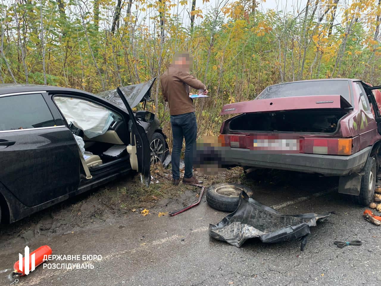 За кермом автівки, яка забрала життя двох людей, був прокурор з Чернігівської області, фото-2