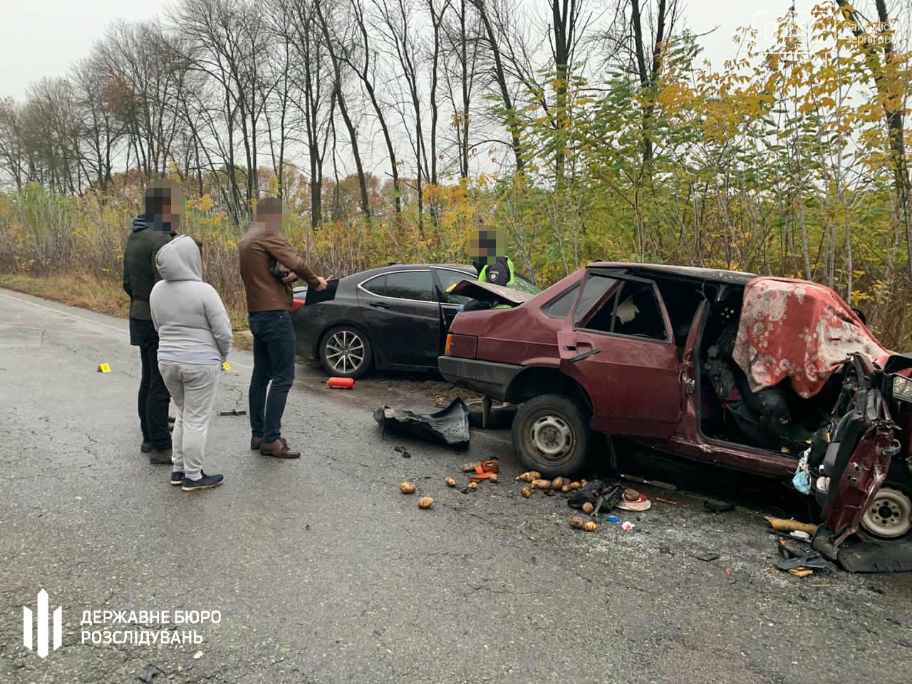 За кермом автівки, яка забрала життя двох людей, був прокурор з Чернігівської області, фото-4