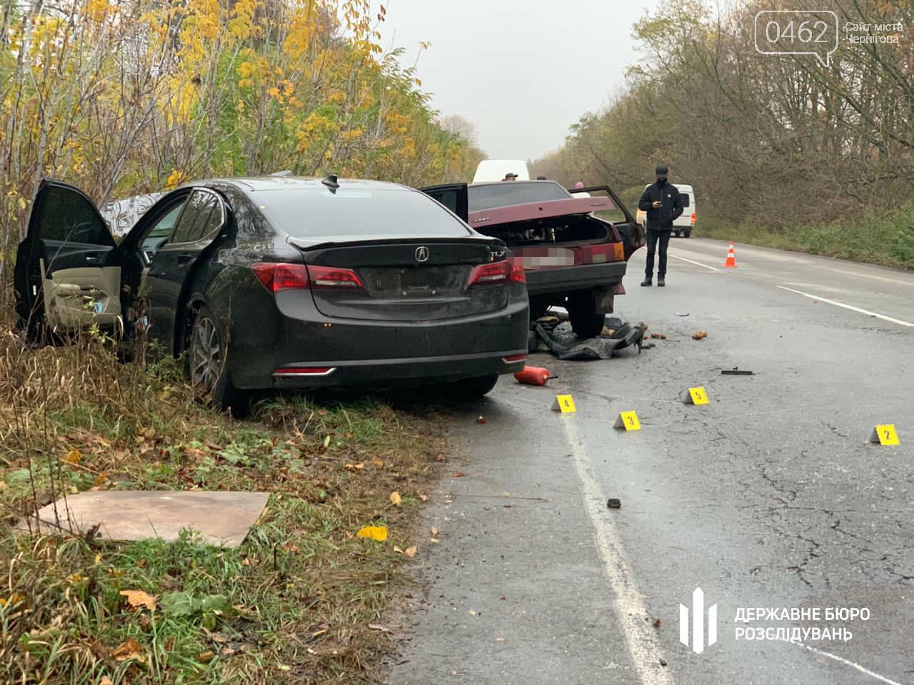 За кермом автівки, яка забрала життя двох людей, був прокурор з Чернігівської області, фото-8