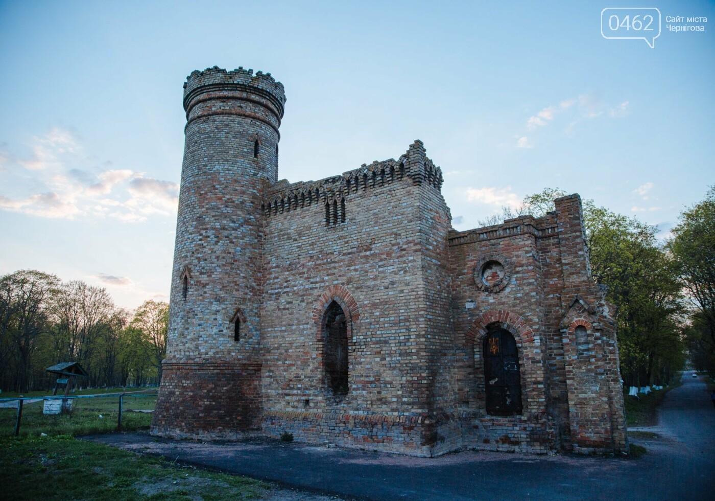 Старовинну графську вежу у Чернігівській області відновлять наступногог року, фото-1