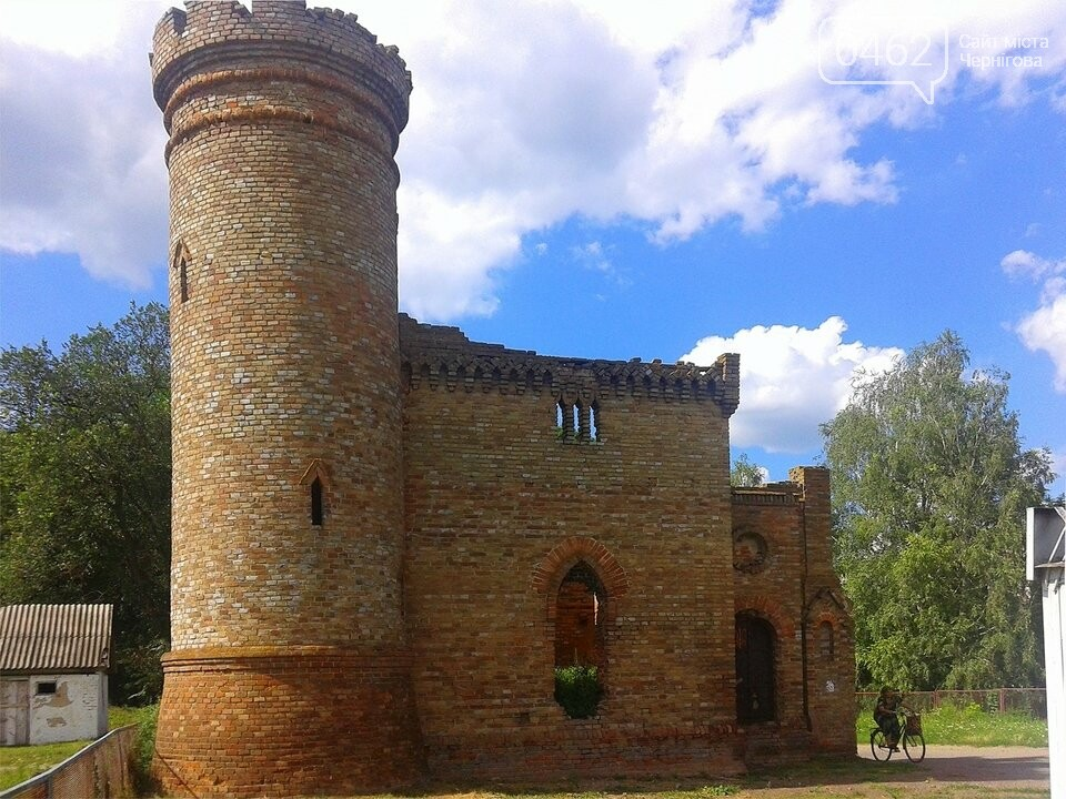 Старовинну графську вежу у Чернігівській області відновлять наступногог року, фото-2