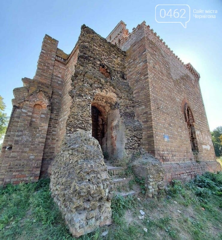 Старовинну графську вежу у Чернігівській області відновлять наступногог року, фото-3