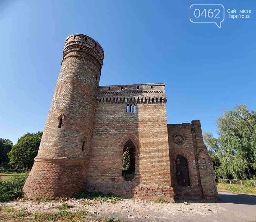Старовинну графську вежу у Чернігівській області відновлять наступногог року, фото-4