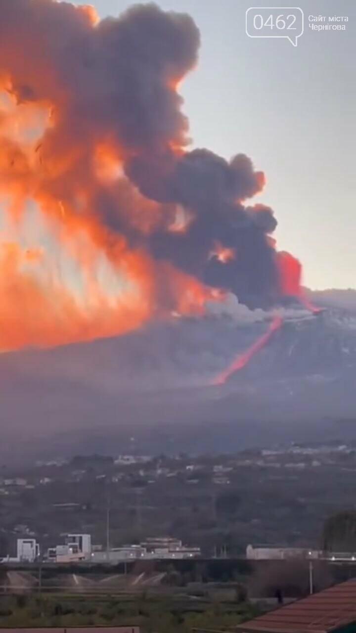 Виверження найбільшого активного вулкану в Європі: чернігівка про сусідство з Етною, фото-5