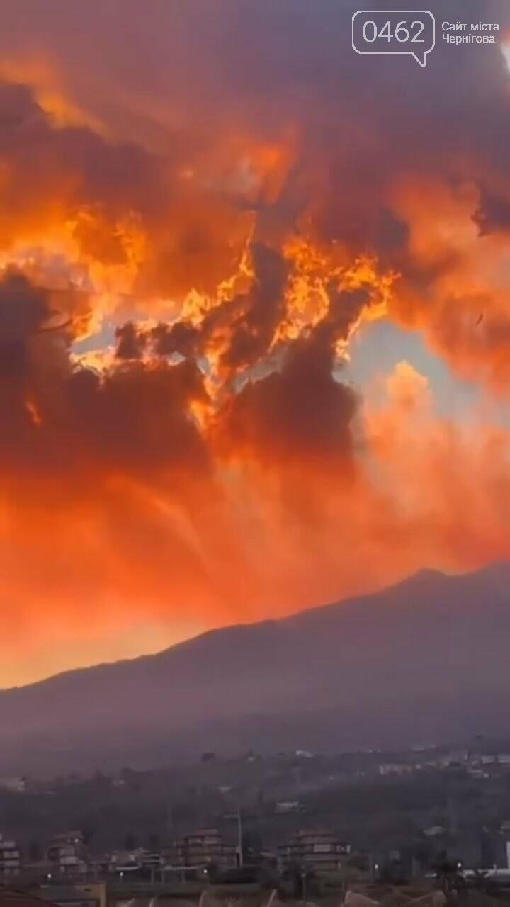 Виверження найбільшого активного вулкану в Європі: чернігівка про сусідство з Етною, фото-6