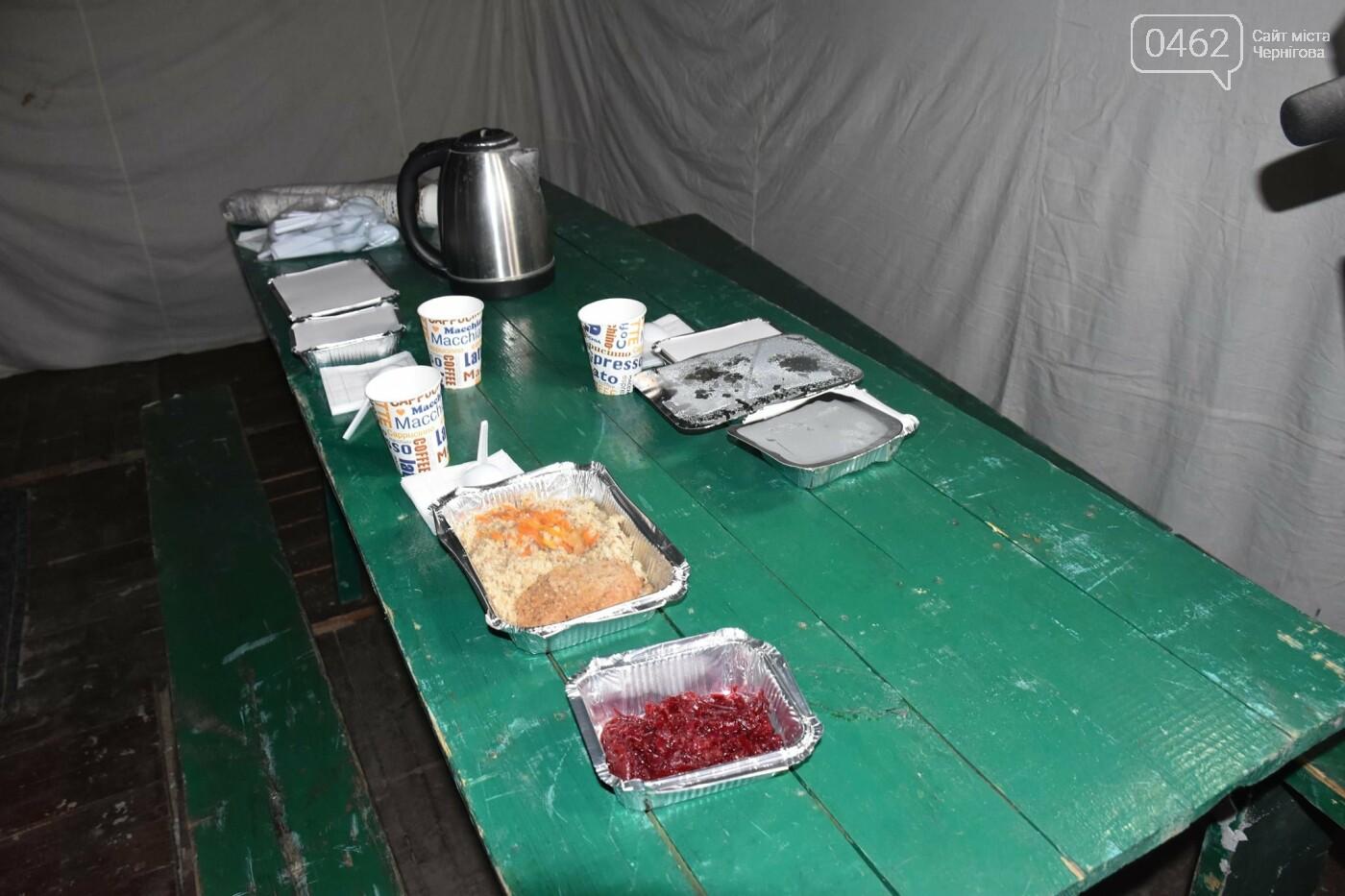 У Чернігові очікуються морози. Пункти обігріву готові приймати тих, кому холодно, фото-1