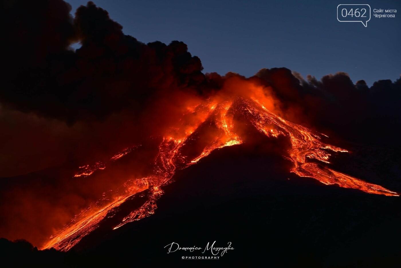 Виверження найбільшого активного вулкану в Європі: чернігівка про сусідство з Етною, фото-2