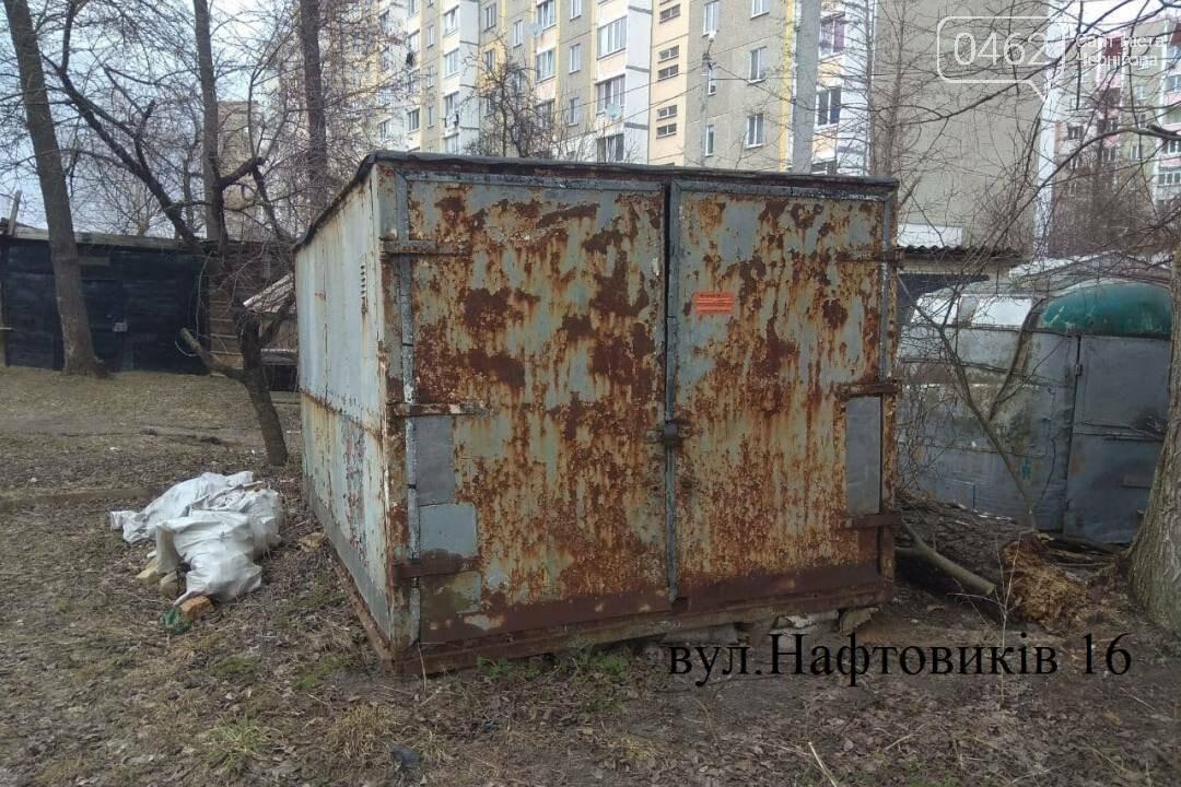 Незаконні гаражі та сараї продовжують прибирати з дворів Чернігова. У новому списку – 25 споруд, фото-6