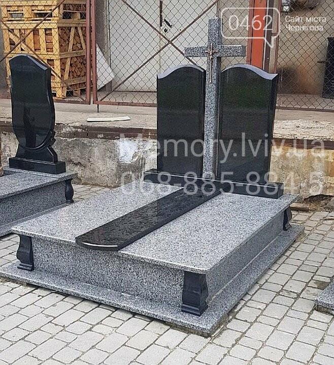 Пам'ятник з граніту збереже пам'ять на віки, фото-1
