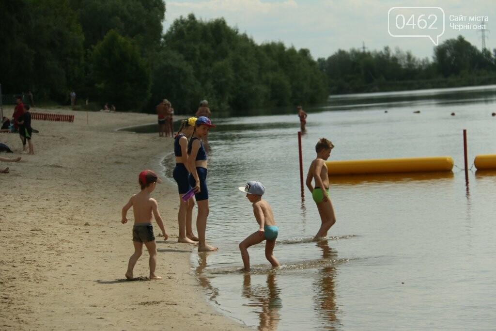 У Чернігові відкрили пляжний сезон. ФОТОРЕПОРТАЖ, фото-5