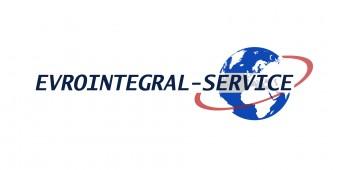 Логотип - ООО «ЕВРОИНТЕГРАЛ-СЕРВИС» (асфальтирование и благоустройство территорий)