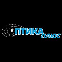 Логотип - Оптика плюс