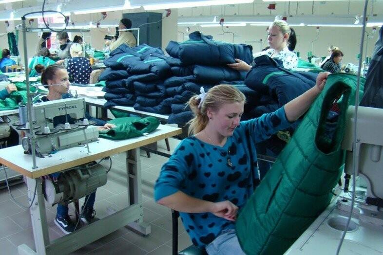 Фото октябрьского где бывшая швейная фабрика