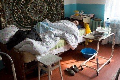 дом престарелых в бешенковичах