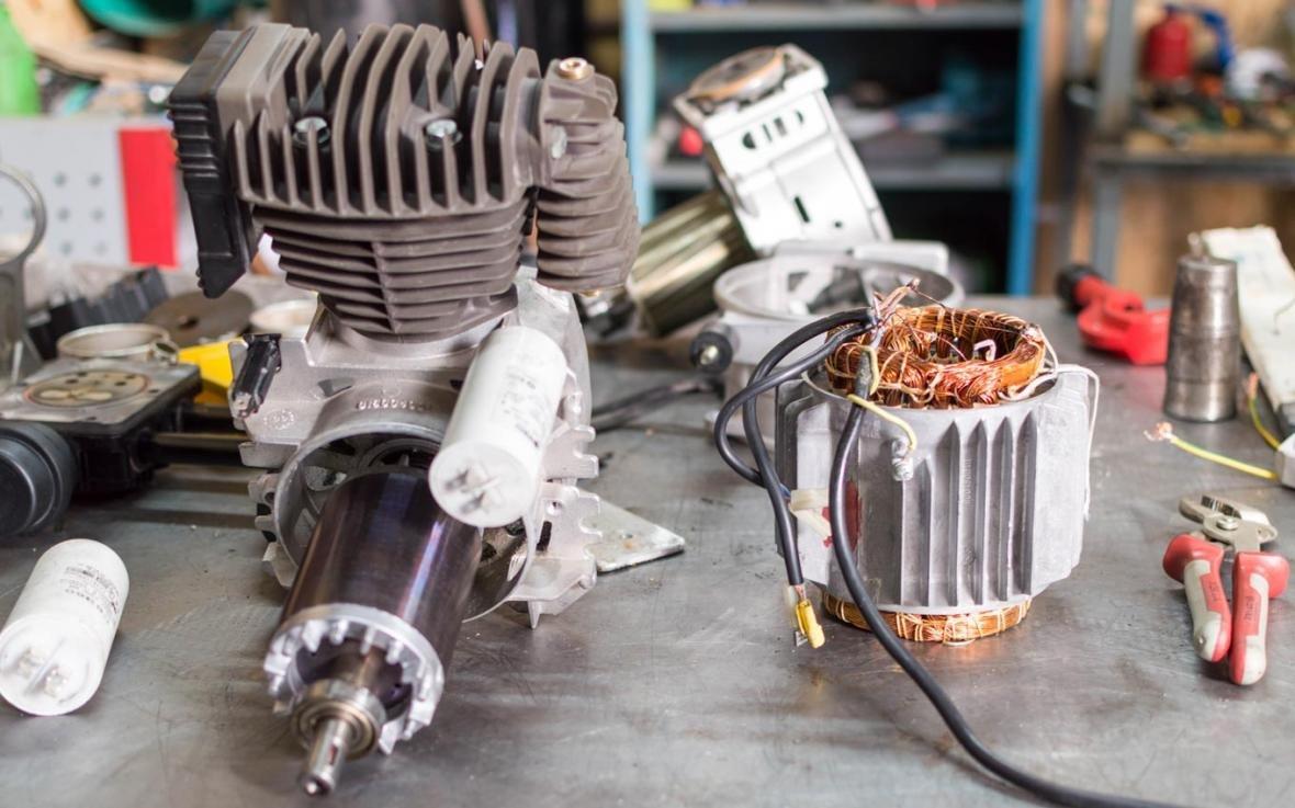 Перемотка электродвигателей, фото-1