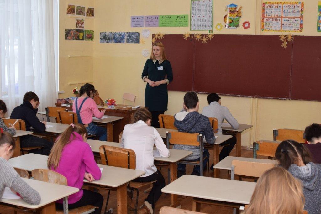 Студія «РозУмка» вшосте влаштувала для чернігівських школярів Олімпіаду з англійської мови, фото-7