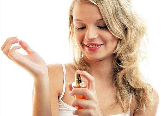 Как правильно пользоваться парфюмом, фото-2