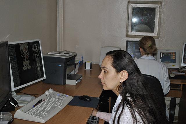 У Чернігівській лікарні №2 з'явився комп'ютерний томограф, фото-4