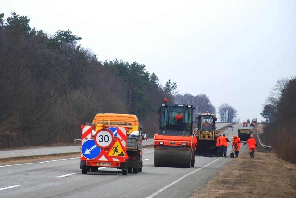 Чернігівська область у ТОП-10 за ліквідацією ямковості на дорогах, фото-2