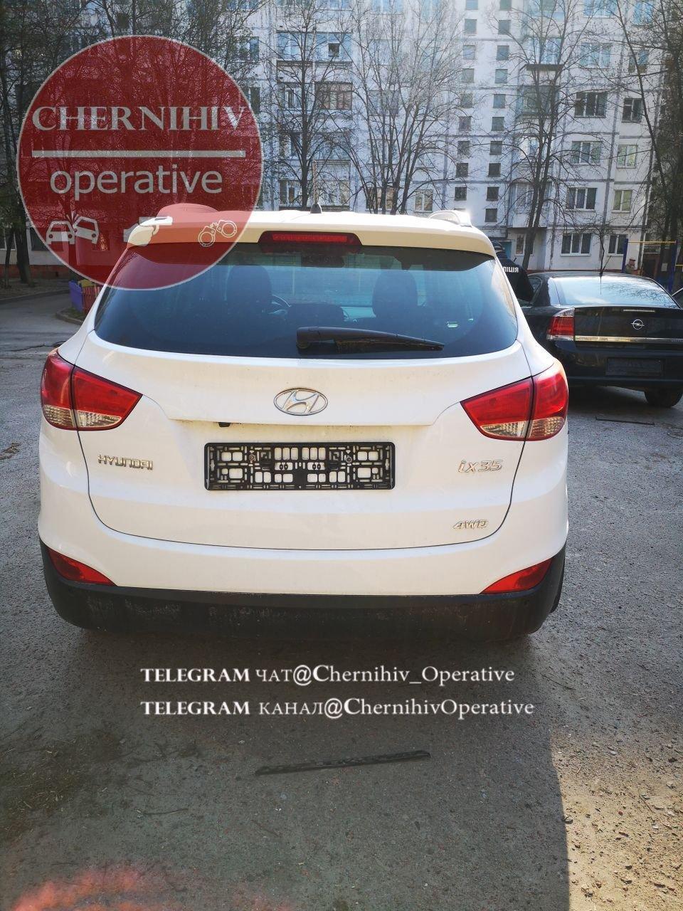 11 чернігівських автомобілів залишились без номерів, фото-1