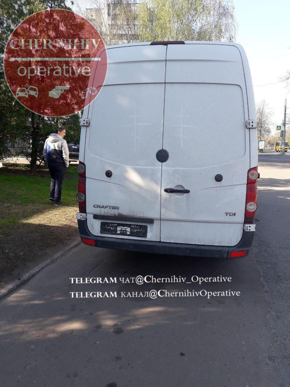 11 чернігівських автомобілів залишились без номерів, фото-3