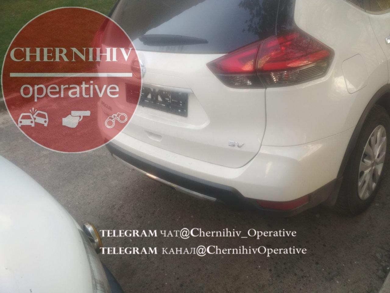 11 чернігівських автомобілів залишились без номерів, фото-4