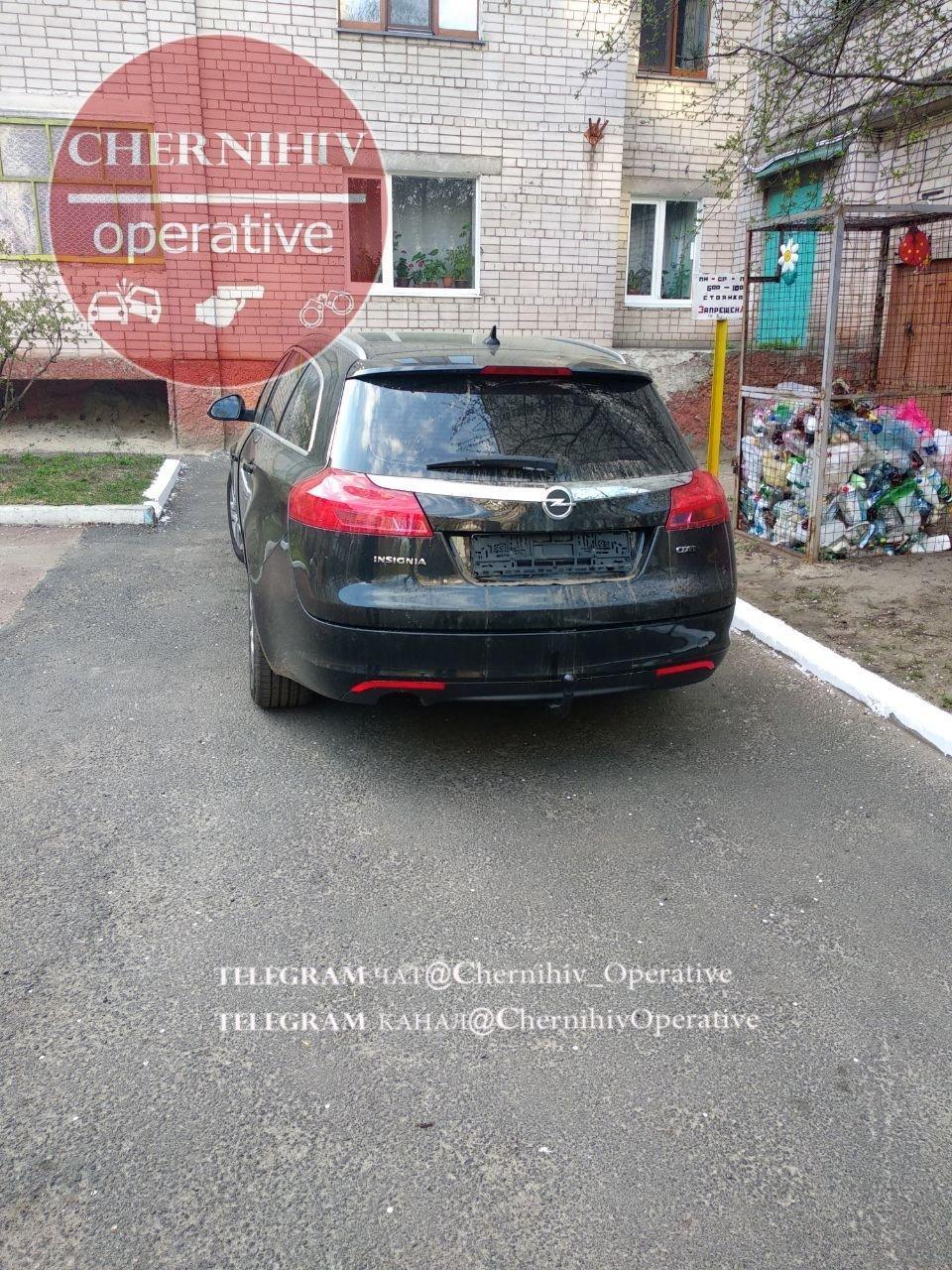 11 чернігівських автомобілів залишились без номерів, фото-6