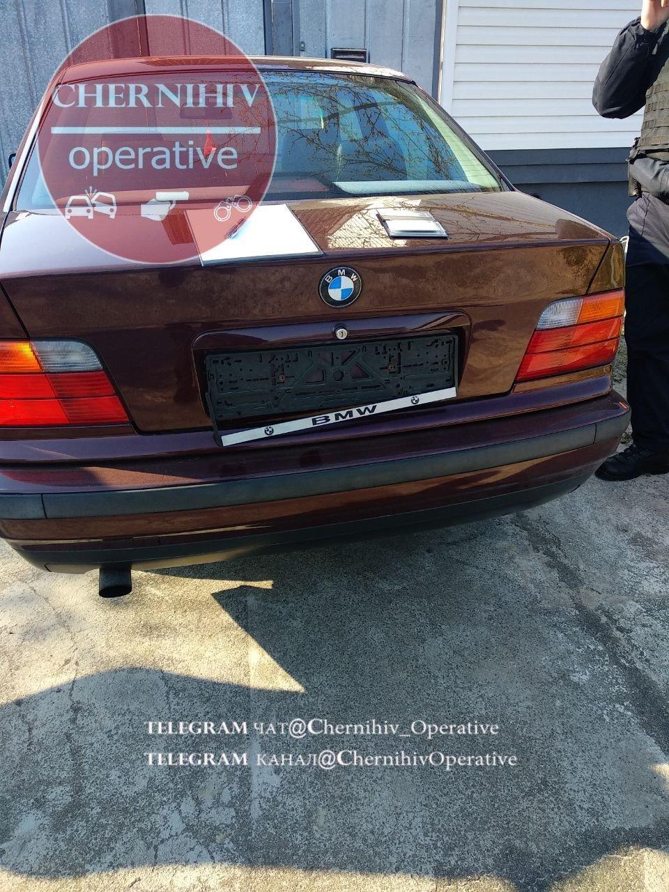 11 чернігівських автомобілів залишились без номерів, фото-11
