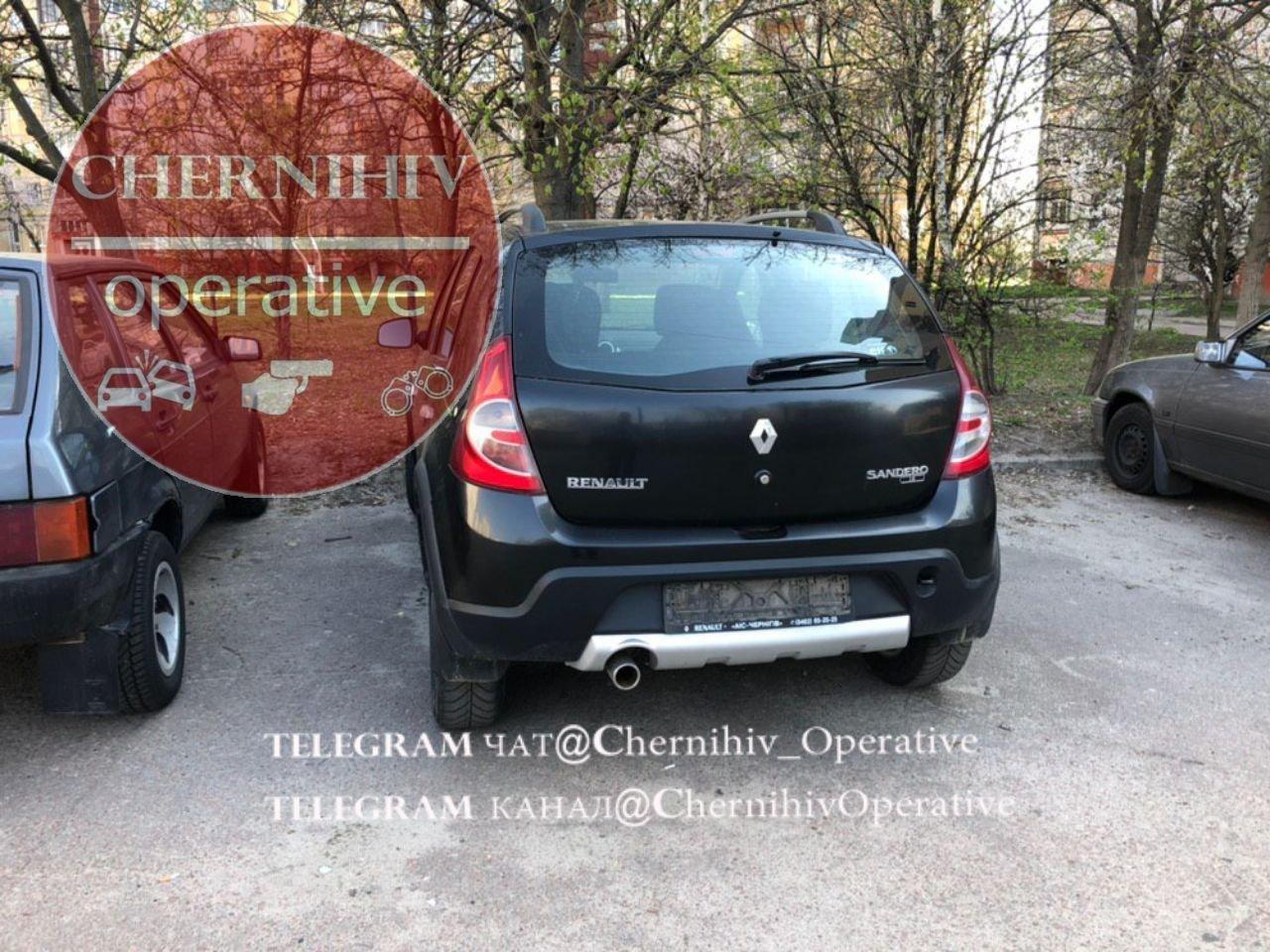 11 чернігівських автомобілів залишились без номерів, фото-9